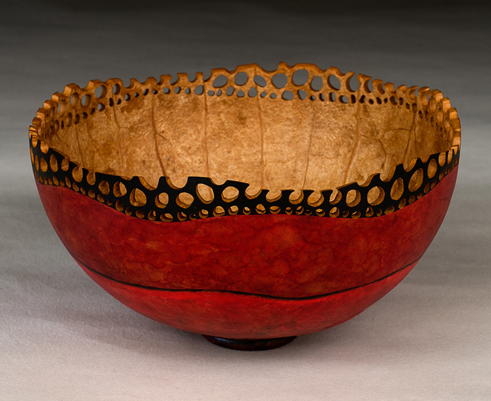 Red Bowl, sold