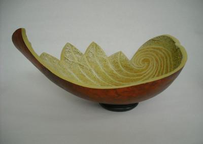 Red Leaf Bowl