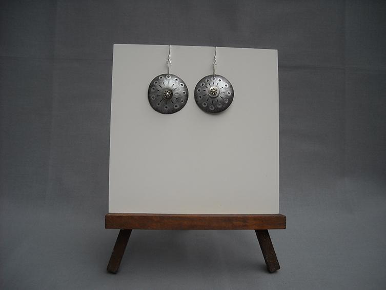 gourd earrings 1, sold