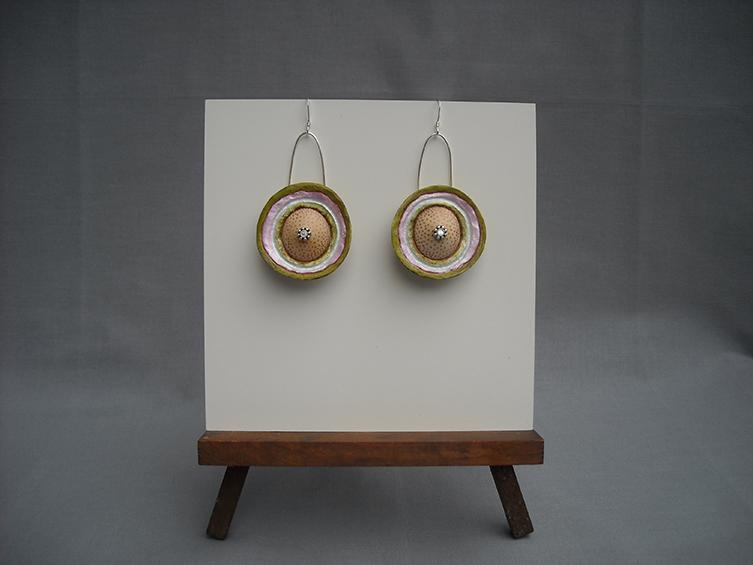 Gourd Earrings 2