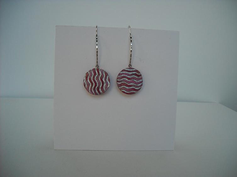 gourd earrings 6, sold