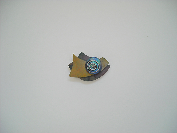 brooch 1, sold