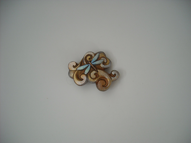 brooch 2, sold