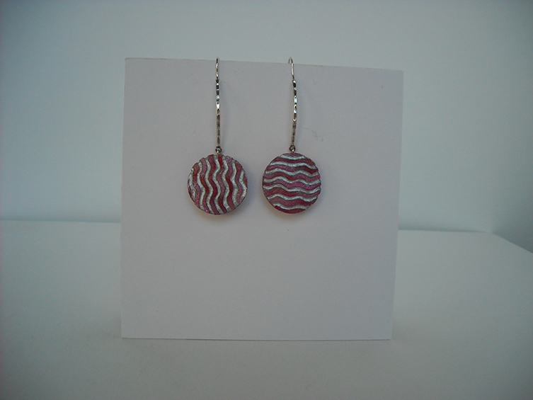 gourd earrings 6, sold